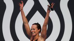 Federica Pellegrini vince la cinquantesima medaglia della sua