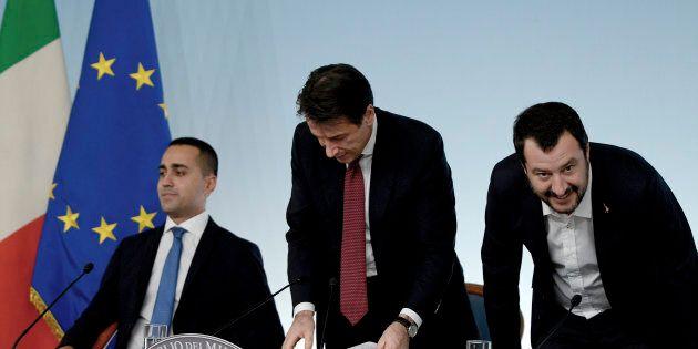 Comunque vada Tria e Conte vincono, Di Maio stra-perde e Salvini