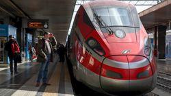 In ritardo un treno su due, l'Alta velocità sta