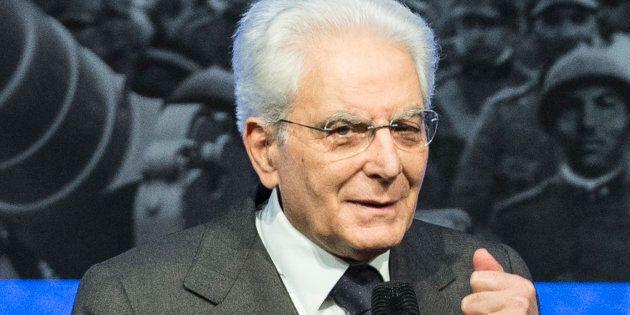 Sergio Mattarella: