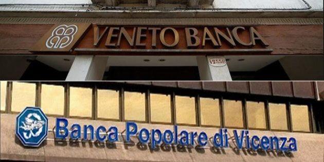 Il salvataggio delle banche venete zavorra i conti: il deficit sale di 4,7