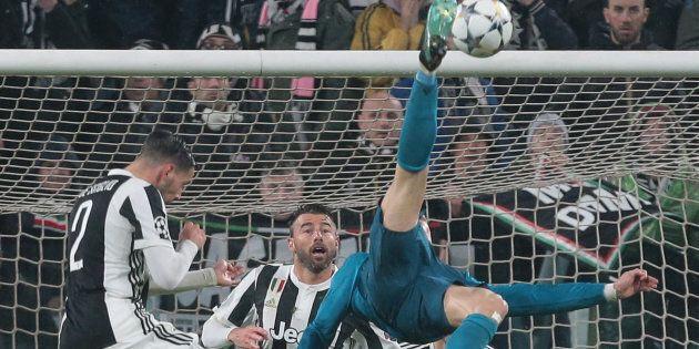 Grazie Ronaldo, quel gol è il sogno di tutti i