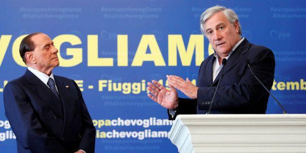 Antonio Tajani contro Luigi Di Maio: