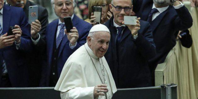 Il manifesto antisovranista di Papa