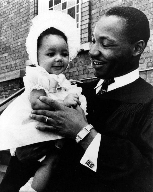 I figli di Martin Luther King: