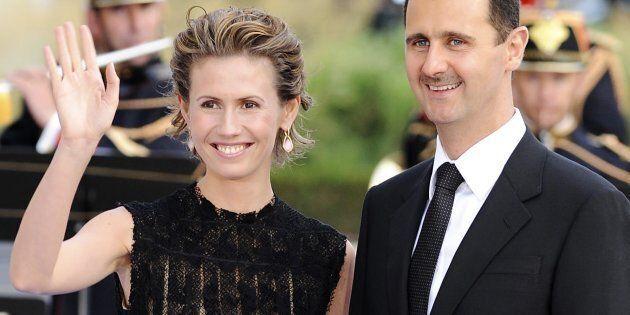 La moglie del presidente siriano Assad ha un tumore al