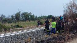 Due bimbi travolti da un treno a Brancaleone, stavano andando al