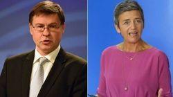 Roma dice 'accordo', Bruxelles non commenta: domani il 'caso Italia' sul tavolo dei commissari Ue (di A.