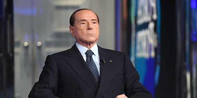 Silvio Berlusconi risponde a tono al veto imposto da Luigi Di Maio: