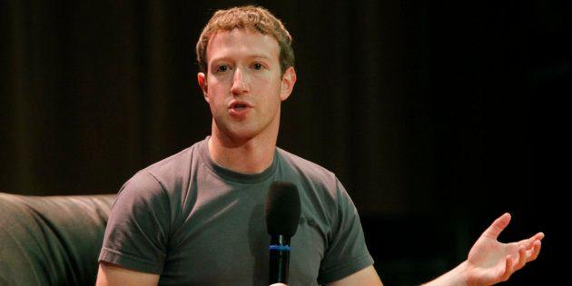 La nuova ammissione di Mark Zuckerberg: