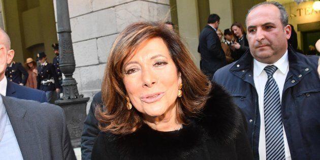 La presidente del Senato Maria Elisabetta Alberti Casellati: