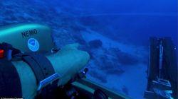 Un cacciatore di tesori nascosti di Discovery Channel trova tracce