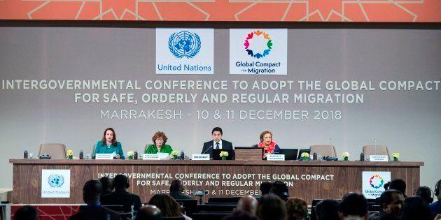 Firmare il Global Compact, ma fermarne la visione