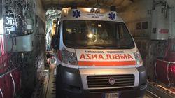 Morti due operai a Crotone. Travolti dal crollo di un muro di