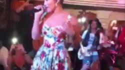Jennifer Lopez fa impazzire Capri: show a sorpresa al