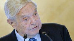 George Soros è la persona dell'anno per il Financial Times: