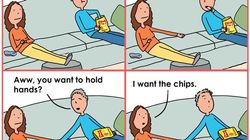 Queste 10 vignette di una moglie raccontano la cruda verità della vita