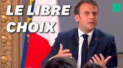 Macron veut faire travailler plus les Français, voici