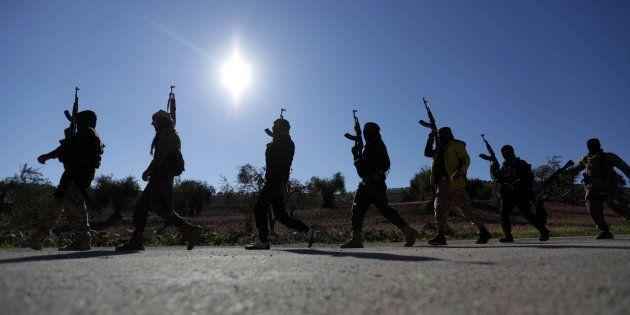 Sul Golan Assad sfida