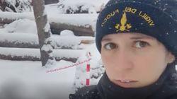 Annalisa, donna vigile del fuoco: