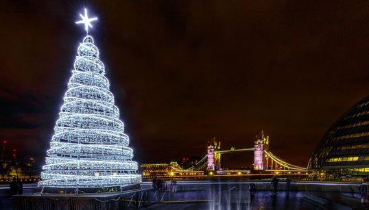 7 motivi per cui Londra è la vera città del Natale (e dovreste