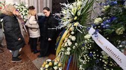 Il saluto commosso di Trento ad Antonio Megalizzi: ai funerali Conte, Mattarella e