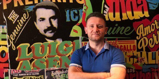 """Luigi Aseni, proprietario della Skassa Kazz Ltd: """"Il nome? Una rivincita sulla"""