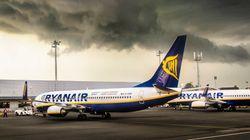 Piloti Ryanair in sciopero: cancellati 400 voli in tutta