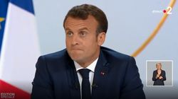 Macron assure que Benalla n'a