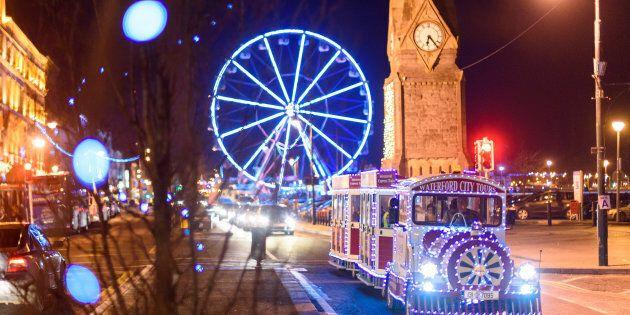 Da Dublino a Lussemburgo le calde feste del nord per chiudere l'anno fra spettacoli di luci, note rock...