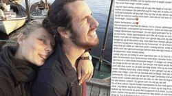 La lettera dell'ex a Louisa, uccisa in Marocco.