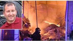 Rogo nel milanese, muore vigile del fuoco