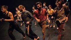 Dal teatro, alla danza e ritorno. Chorós di Alessio Romano da stasera al