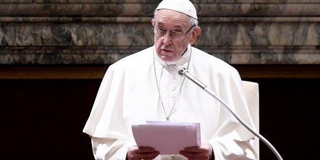 Papa Francesco, Davide e Giuda. Ai pedofili come ai mafiosi: