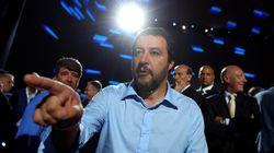 Matteo Salvini sfida la Ue: