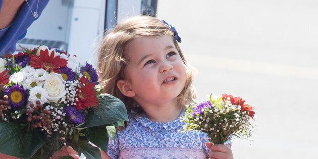 Dopo la nascita del fratellino/sorellina, la principessa Charlotte passerà alla