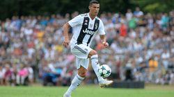 Ronaldo subito show: all'esordio, firma il primo gol in bianconero (dopo soli 8
