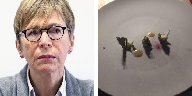 Milena Gabanelli contro gli chef stellati: