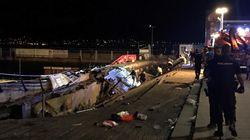 Crolla una passerella al Festival di Vigo: 266 feriti, 5