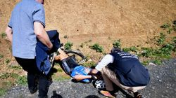 Il ciclista Goolaerts muore di infarto durante la