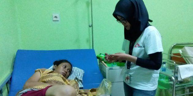 Tsunami in Indonesia, Msf all'Huffpost: