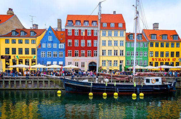 Photo Taken In Copenhagen,