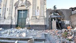 PAURA ETNA - Terremoto nella notte a Catania: 4,8 gradi, 10