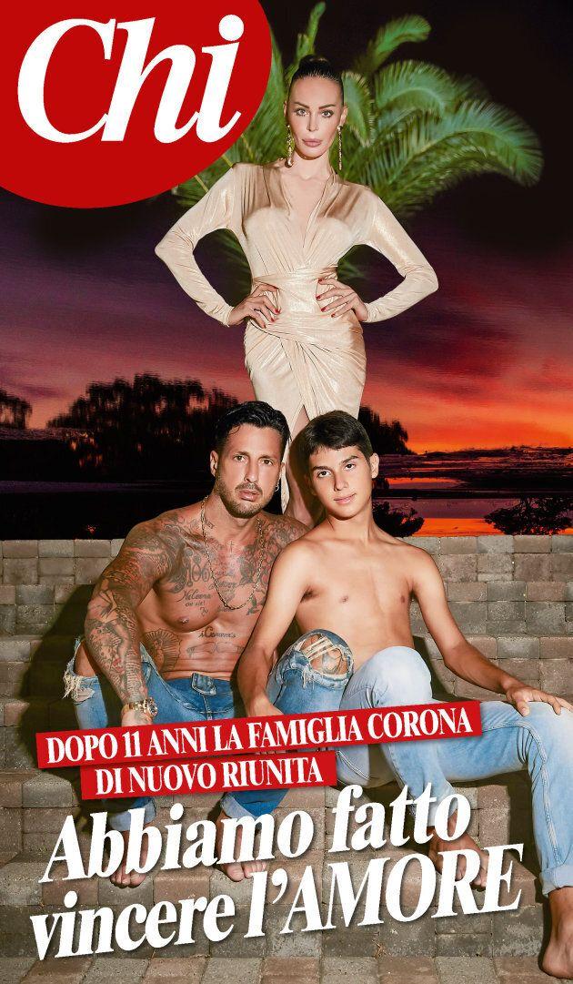 Fabrizio Corona e Nina Moric di nuovo insieme: