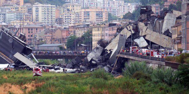 Ponte Morandi, il racconto di un testimone: