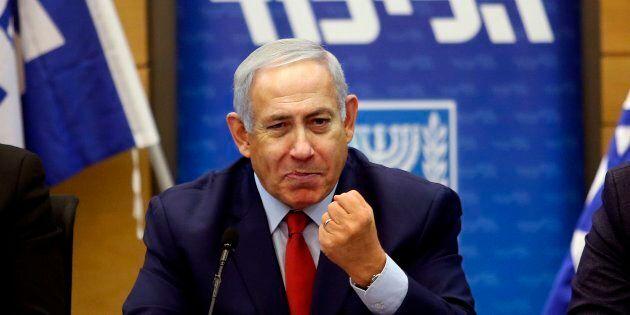 Israele, con i raid aerei in Siria Netanyahu inizia la sua campagna