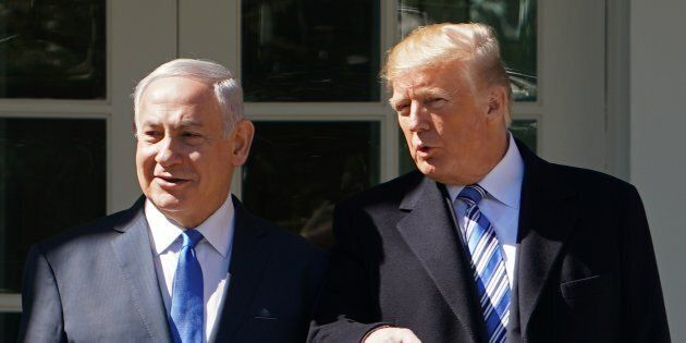 Israele spinge Trump contro