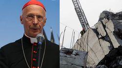 Bagnasco apre le porte della diocesi agli sfollati: