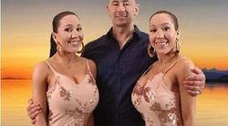 Due gemelle australiane vogliono sposare lo stesso uomo.