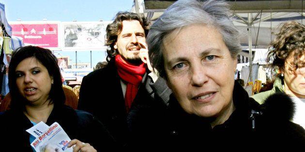 Rita Borsellino è morta. La sorella del magistrato si è spenta a Palermo a 73
